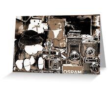 camera museum Greeting Card