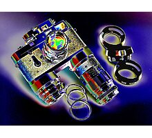 Leica M 2 Camera Set thula-art Photographic Print