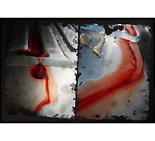 the coroner's bed Photographic Print