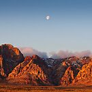 Red Rock Canyon National Concervation Area by MKWhite