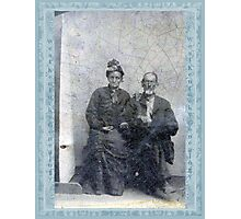 THOMAS FARMER CLUTTS & ELIZABETH GEE-CLUTTS Photographic Print