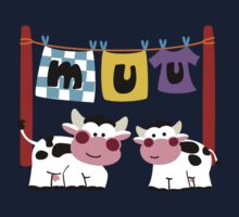 Two Cows Kids Clothes
