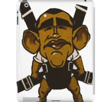 Barack Obama is Worse Than a Hangover iPad Case/Skin