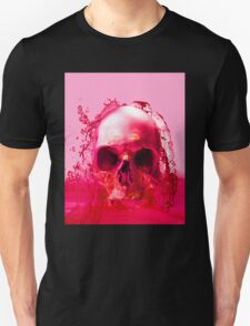 Red Skull in Water T-Shirt