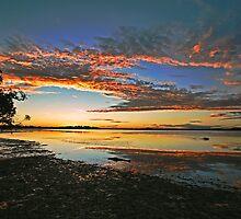 Magic Mallabula Sunset by bazcelt