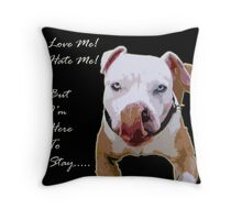 Love Me..... Throw Pillow