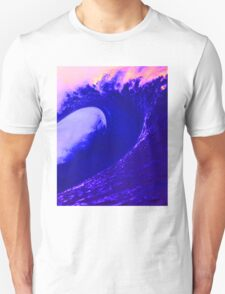 Abstract Wave T-Shirt