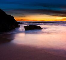 Outcrop Beach II by Jonathan Stacey