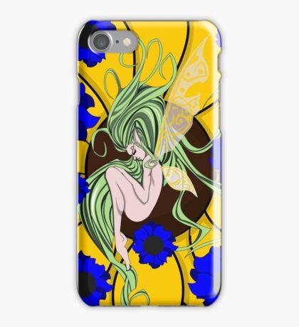 Green Faerie iPhone Case/Skin