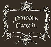Middle Earth by augustinet