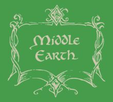 Middle Earth Kids Clothes