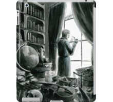 Waiting for Holmes iPad Case/Skin