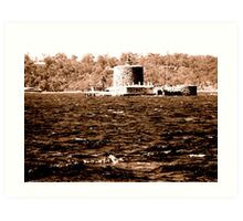 Fort Denison Art Print