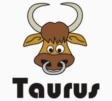 Taurus Baby Tee