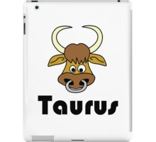 Taurus iPad Case/Skin