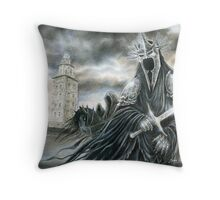 """LA LLEGADA"" Throw Pillow"