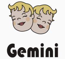 Gemini Baby Tee