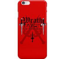 Wrath - [ the Black Dagger Brotherhood ] iPhone Case/Skin