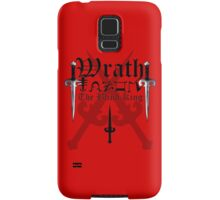 Wrath - [ the Black Dagger Brotherhood ] Samsung Galaxy Case/Skin