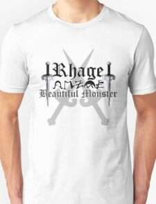 Rhage - [ the Black Dagger Brotherhood ] Unisex T-Shirt