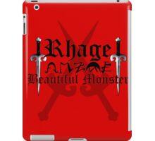 Rhage - [ the Black Dagger Brotherhood ] iPad Case/Skin