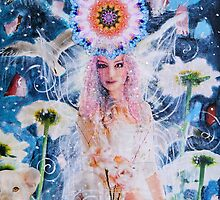 The Power Of The Divine Feminine by Lilaviolet