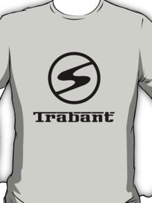Trabant official car of east germany geek funny nerd T-Shirt