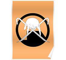 Headcrab's Jolly Roger Poster