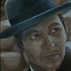 Al Pacino as Michael Corleone by scarletmoon