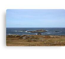 Atlantic Coast - Donegal Canvas Print