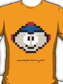 Capitan Timmy - 8 Bits T-Shirt
