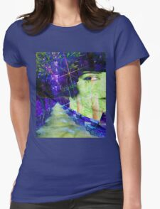 Dream Park Womens Fitted T-Shirt