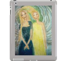 lessons in humility iPad Case/Skin