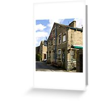The Royal Shepherd Inn - Skipton Greeting Card