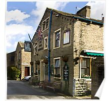 The Royal Shepherd Inn - Skipton Poster