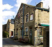 The Royal Shepherd Inn - Skipton Photographic Print