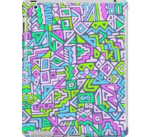 Labyrinth simplified iPad Case/Skin