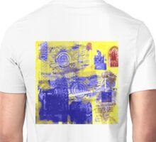 grunge art Unisex T-Shirt