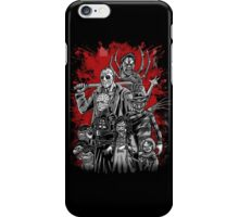 Horror League ver.2 iPhone Case/Skin