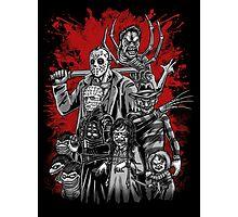 Horror League ver.2 Photographic Print