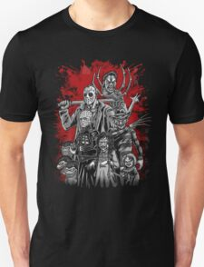 Horror League ver.2 T-Shirt