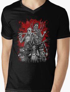 Horror League ver.2 Mens V-Neck T-Shirt