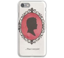 Dean Winchester Cameo iPhone Case/Skin