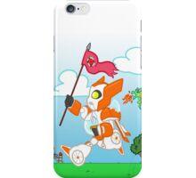 Knight Blades iPhone Case/Skin