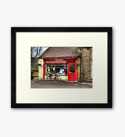 The Butchers - Helmsley Framed Print