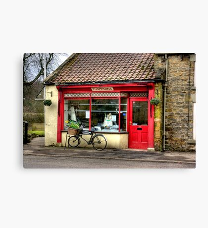The Butchers - Helmsley Canvas Print