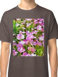 Garden Flowers Classic T-Shirt