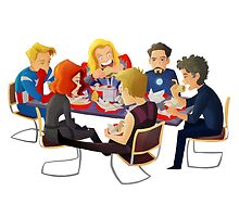 Avengers by VovaShirts