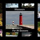 Wisconsin For All Seasons by kkphoto1