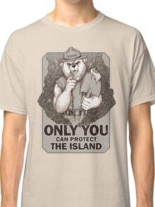 Smoke The Lost Bear Classic T-Shirt